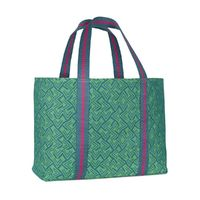 Amazonie Beach Bag by Le Jacquard Français $79.00