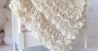 Crochet Blanket PATTERN 89 Victorian Series by CaliChicPatterns, $4.00