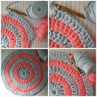 Tutorial how to make a carpet with trapillo   my world of wool