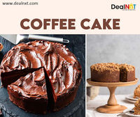 Coffee Cake  The great flavor of coffee takes a centre stage in this signature creation. Add this to your list of anytime refreshments and experience engaging flavors of caffeine glazed over the richly whipped cream. Being a perfect gift for all coffee-...