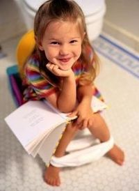 How to Potty Train Girls Age 2