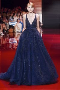 ELIE SAAB Haute Couture Fall/Winter 2013..