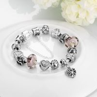 Real Love Is Everywhere Pandora Inspired Bracelet $24.00 Free Shipping