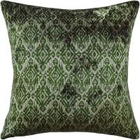 Fuego Green Olive Pillow by Ryan Studio $185.00