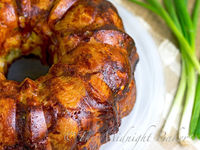 Cheesy Onion Monkey Bread