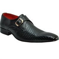 Johny Weber Handmade Knitted Monk Cobra Shoes $239.00