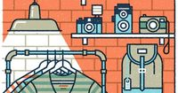 Monocle #67 on Behance in Illustration