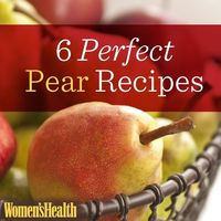 6 Perfect Pear Recipes #health #wellness