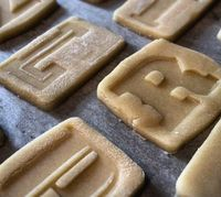 Letter Pressed Cookie Cutters | The Gadget Flow