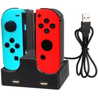 "Nintendo Switch�""� Controller Charging Dock with 2-Port USB Hub $19.99"
