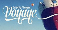 Check out Voyage sale 25% off by Fenotype on Creative Market