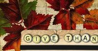 """FREE November """"Give Thanks"""" Facebook Cover Graphic"""