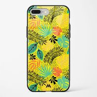 Pale Fauna Glass Case Phone Cover from myxtur