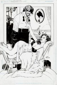 Bigby and Snow White - Lan Medina - Fables