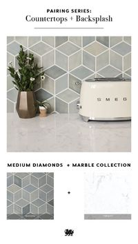 """Let's find the best tile shape for you! With so many options out there �€"""" we want to help you decide on a tile shape that best suits the needs for you and your u"""