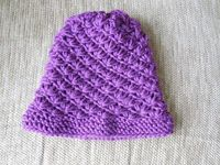 Knitting with Schnapps: Introducing The Angel Kisses Cap!