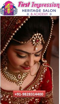 Top Beauty Parlour in Udaipur First Impression
