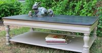 Chalk Painted Coffee Table