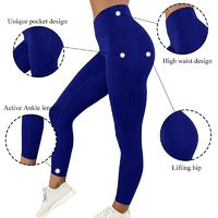 In the USA, find great offers on women's workout leggings with pockets at the Chrideo Store which will easily cover you for every exercise, whether walking, running, gym training, yoga, pilates and more.