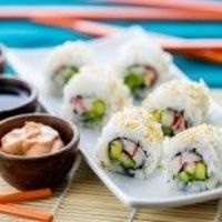 Sushi Rice and California Rolls Recipe  Save Print Prep time 1 hour Cook time 20 mins Total time 1 hour 20 mins  A tutorial on how to m...