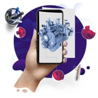 Augmented Reality Simulation and App Development