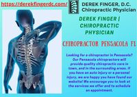 Dr. Derek Finger has been helping patients for more than 20 years. His practice, based in the heart of Pensacola, provides a wide array of chiropractor services. https://derekfingerdc.com/