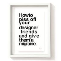 Designer Migraines now featured on Fab.