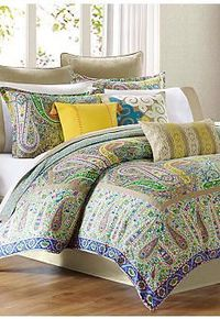 Echo Design Echo Design Scarf Paisley Bedding Collection #belk #bedding