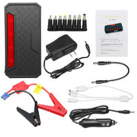 12V 68800mAh Auto Jump Starter Emergency Light Battery Booster Auto Power Bank Charger