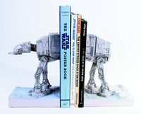 bookends, star wars and astronomy.