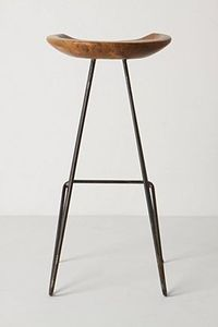 Barstools for extra seating #LGLimitlessDesign #Contest