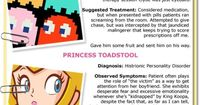 12 video game characters with identifiable mental disorders