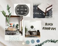 https://www.burkedecor.com/products/tribal-faded-black-round-rug