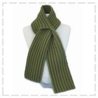 Image of Buttonhole Scarf Knitting Kit - 25% off sale