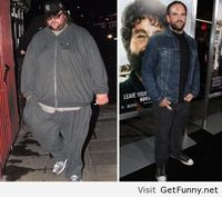 Body transofrmation Ethan Suplee
