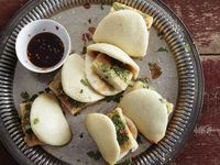 spicy-sweet fried tofu buns (via serious eats)