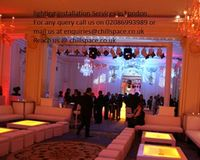 Chillspace UK the Step by Step Event Design Company can provide all the physical aspects of event design and production to create the perfect setting for your event. 