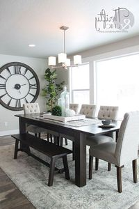Are you currently want to decorate your dining table at home ?. We need to realize the dining table is the most frequent site for almost all families to get tog