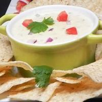 "Mexican White Cheese Dip/Sauce | ""My daughter had this sauce at a restaurant recently. I used this recipe to duplicate what she called, the best sauce ever. After tasting this sauce, she said, ""No, this is THE BEST SAUCE EVER!"" I used the Land..."