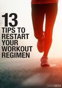 Ready to get back in the gym routine to get that sexy summer body? Here's how you can jump start your workout regimen