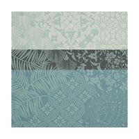 Autour Du Monde Placemats & Napkins in Grey $92.00