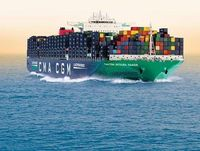 CMA CGM to sell 10 facilities for $968 million to Terminal Link