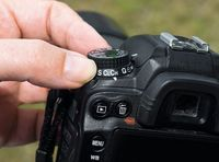 setting up your Nikon for Sport photography