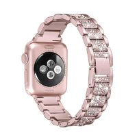 40mm 44mm /38mm 42mm Diamond Band for Apple Watch series 4 3 2 1 $35.99