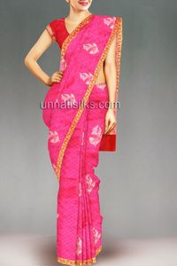 online shopping for uppada silk sarees are available at www.unnatisilks.com