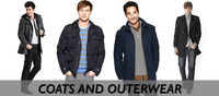 Men Coats and Outerwear Online Shop for Leather Jackets, winter fitted outerwear, Spots Coats and Jackets for Men Shopping.