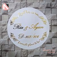 Nameplate-The Nameplate Studio: Customised Name Plate- The Nameplate Studio offers you India's largest collection of name plate designs online- with materials ranging from Acrylic laser cut, Laser Engraved, Natural Teak , Pine wood ,Wooden Look Text...