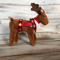 Elf's Reindeer Harness