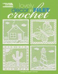 Easy Filet Lighthouse With Dolphins Afghan | results for free filet crochet patterns including filet crochet from ...