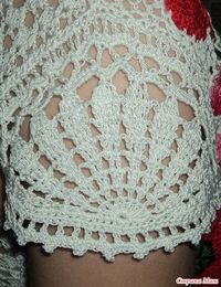 Pattern for a capped sleeve